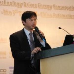 北京航空航天大学教授、博士生导师蔡茂林演讲