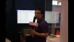 访艾肯控制系统(北京)有限公司技术工程师胡涛先生