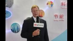 访伊乐科环保科技(上海)有限公司董事长雪·迈阔先生