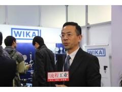 2013 cippe 威卡中国压力及温度测量中国区总经理刘煌明