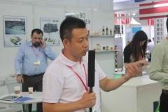ProPak 2013 安立工业自动化广域营业主任潘江专访