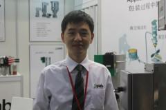 ProPak 2013 派亚博华东区域销售经理-物料输送部单波专访